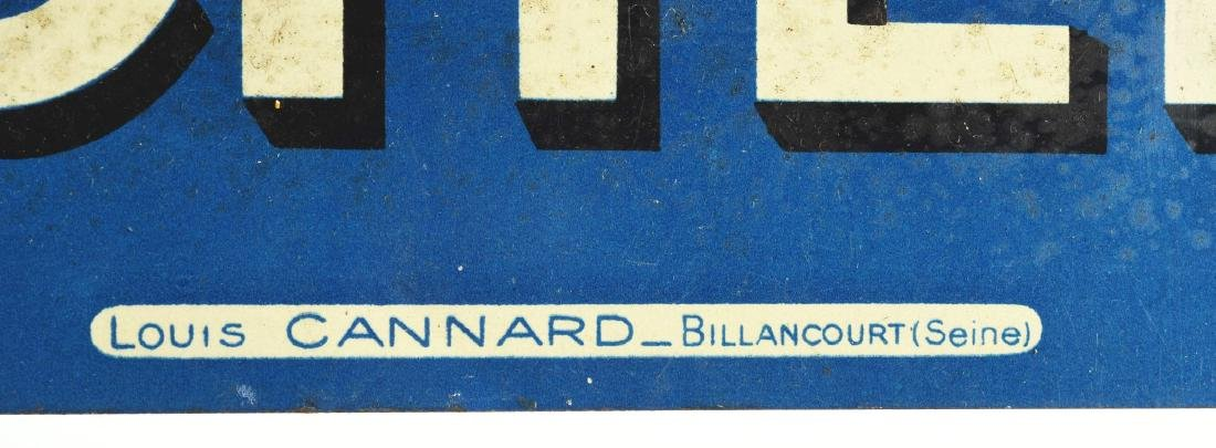 Michelin Tires Tin Sign. - 2
