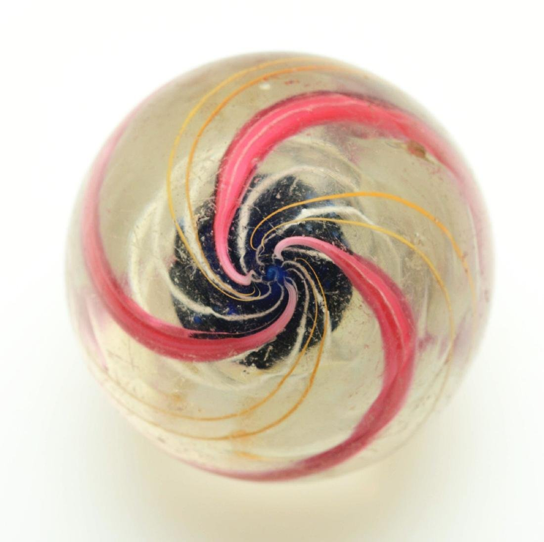 Large Four Stage Swirl Marble. - 6