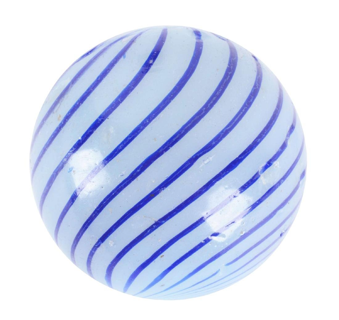 Large Clambroth Marble.