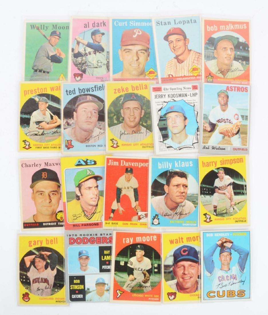 Large Shoebox Collection of Baseball Cards.