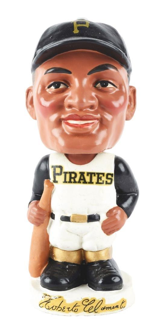 Rare Pittsburgh Pirates Roberto Clemente Nodder.