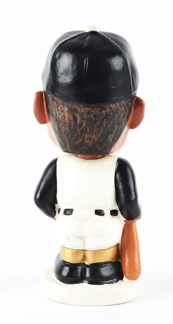 Rare Pittsburgh Pirates Roberto Clemente Nodder. - 2