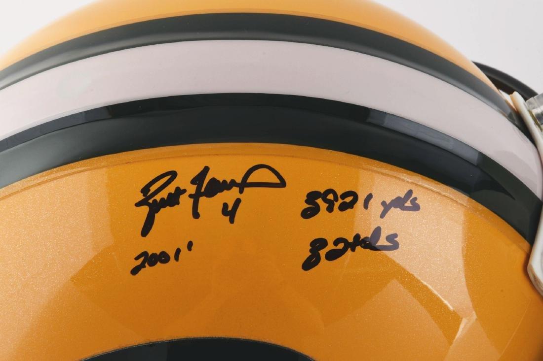 Lot Of 2: NFL Superbowl Quarterback Autographed - 2