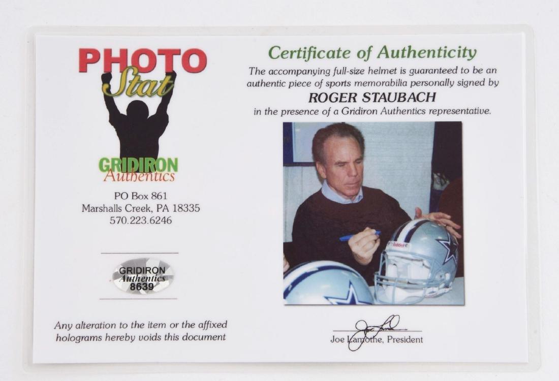 Lot Of 2: NFL Superbowl Quarterback Autographed - 5