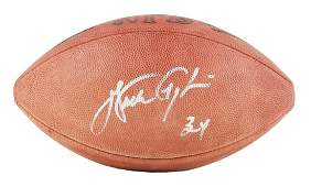 Wilson Official NFL Football Autographed by Walter