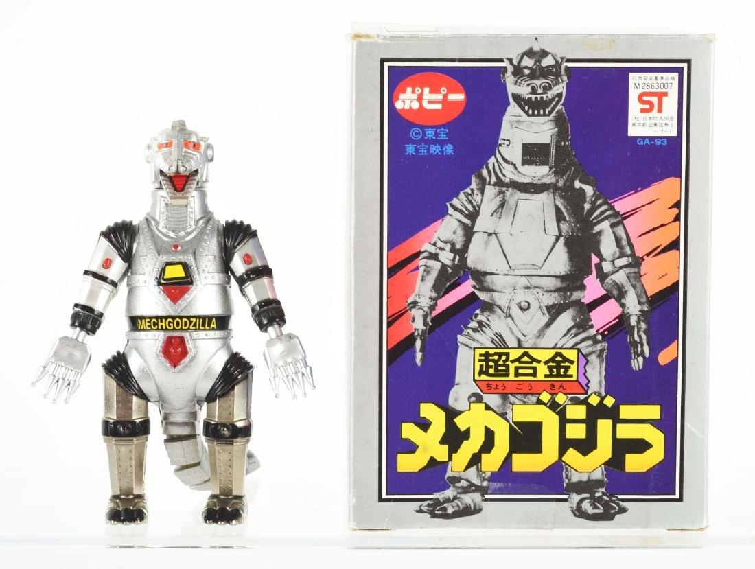 Mech-Godzilla GA-93 Boxed Popy Chocokun Figure.