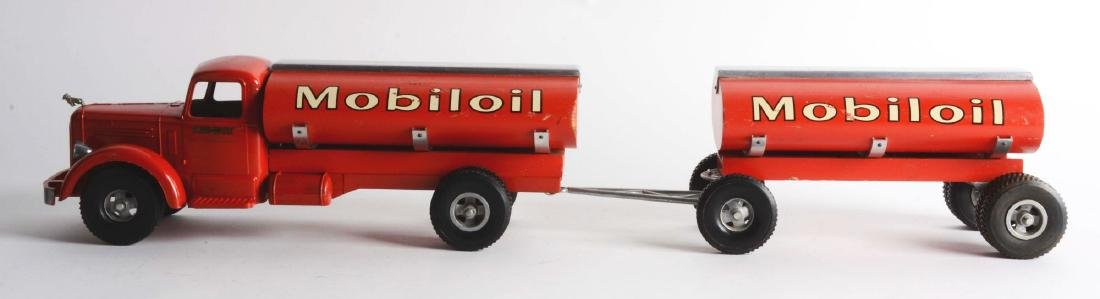 Lot Of 2: Pressed Steel Smith-Miller Toy Vehicles. - 2