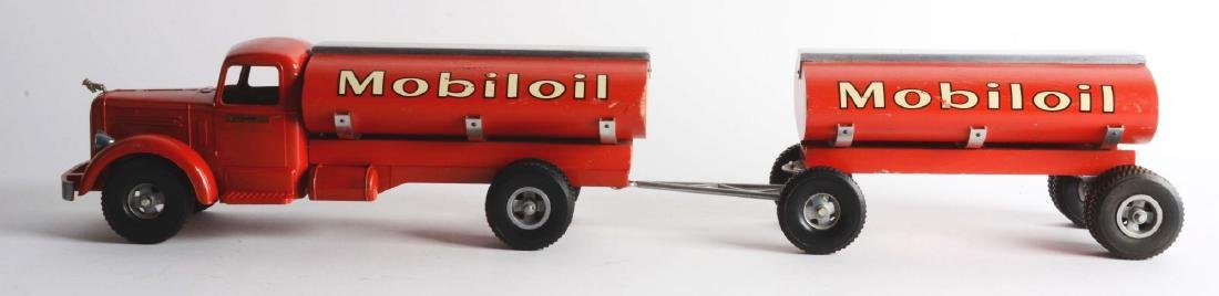 Lot Of 2: Pressed Steel Smith-Miller Toy Vehicles. - 3