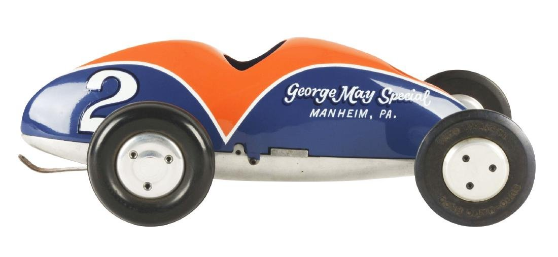 Dooling 61 Gas Powered Tether Car Challenger.