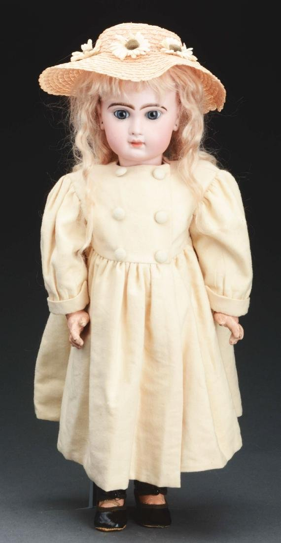 "Classic 20"" Jumeau Child Doll."