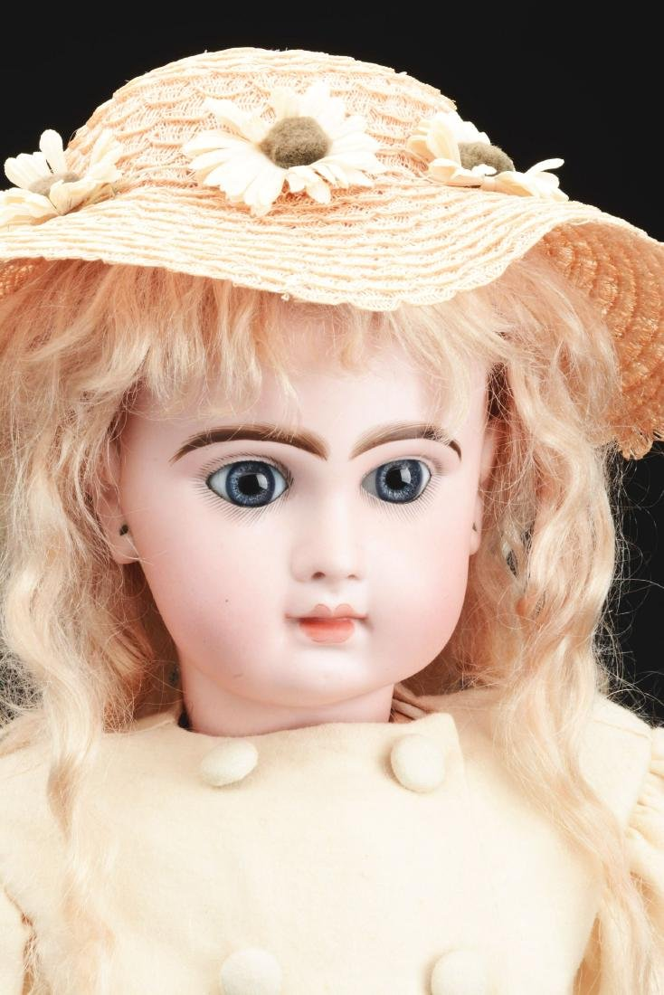 "Classic 20"" Jumeau Child Doll. - 2"