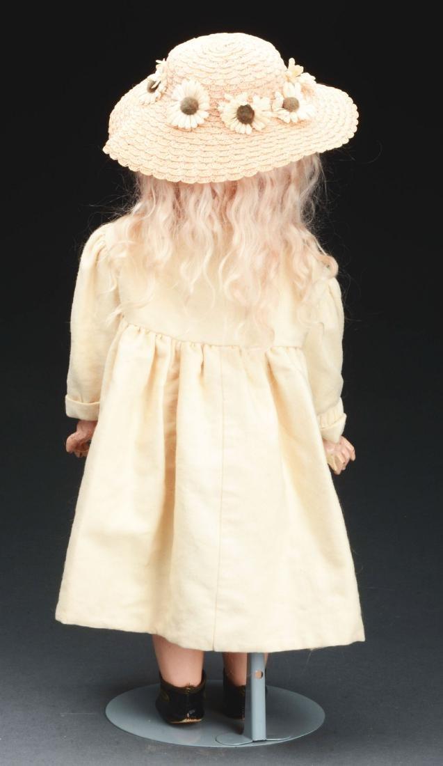 "Classic 20"" Jumeau Child Doll. - 3"
