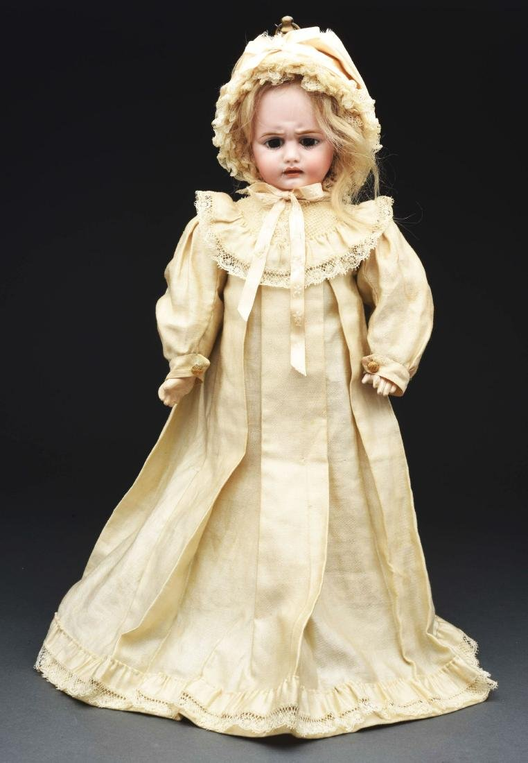 Rare & Unusual Two-Faced Doll.