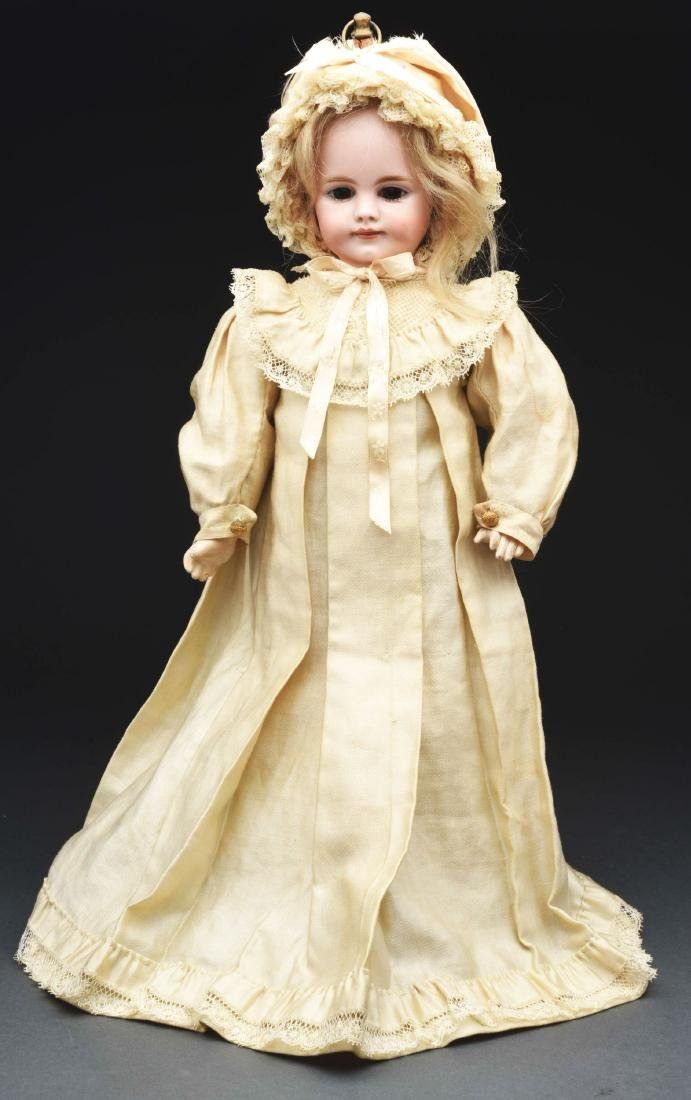 Rare & Unusual Two-Faced Doll. - 2