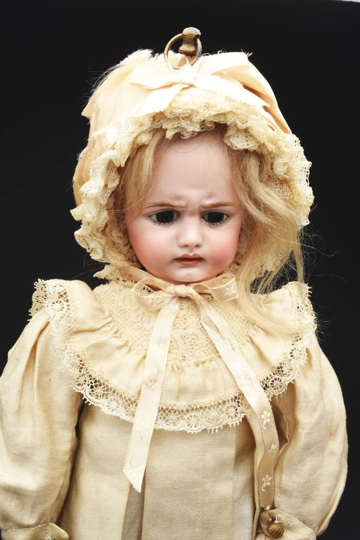 Rare & Unusual Two-Faced Doll. - 3