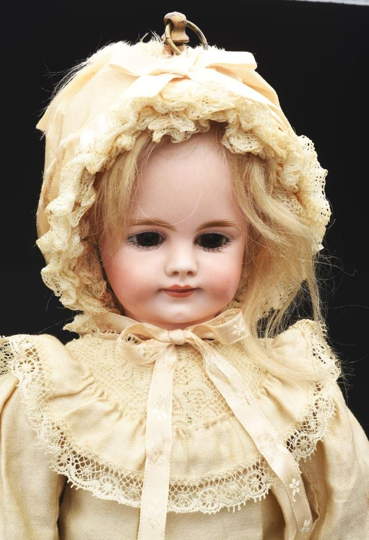 Rare & Unusual Two-Faced Doll. - 4