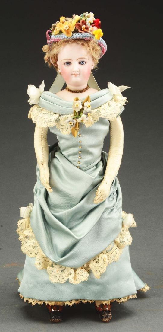 """11-1/2"""" Bru French Fashion Doll."""