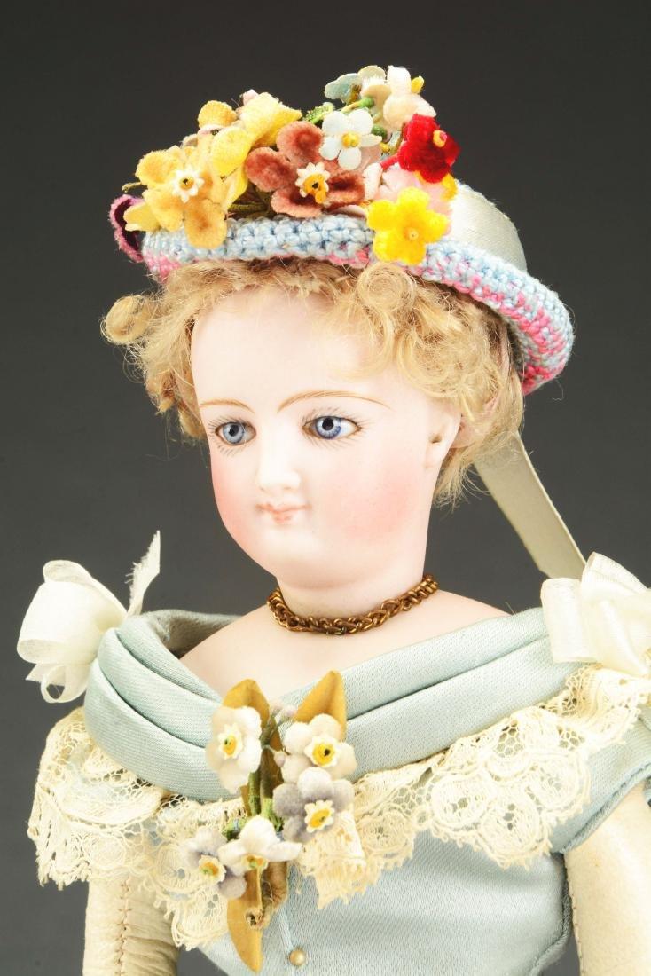 """11-1/2"""" Bru French Fashion Doll. - 3"""