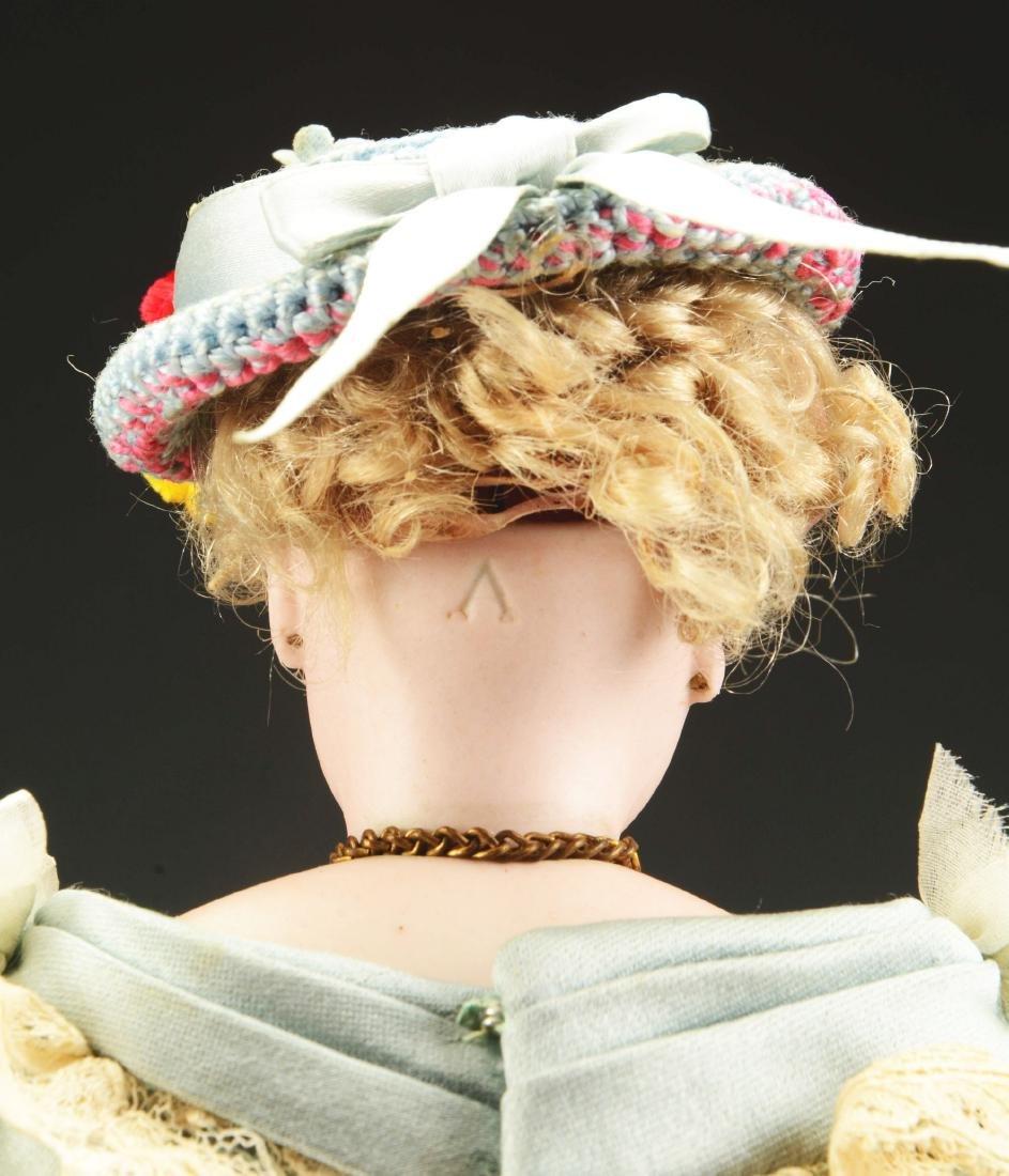 """11-1/2"""" Bru French Fashion Doll. - 4"""