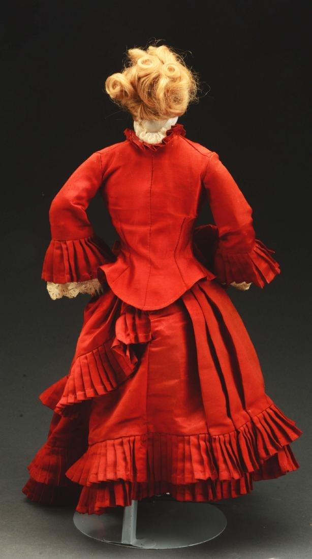 Stunning German Fashion Doll. - 2