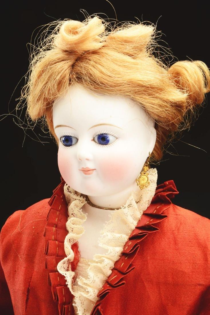 Stunning German Fashion Doll. - 3