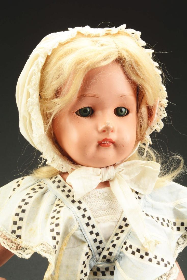 Lot of 2: Wooden Schoenhut Dolls. - 3