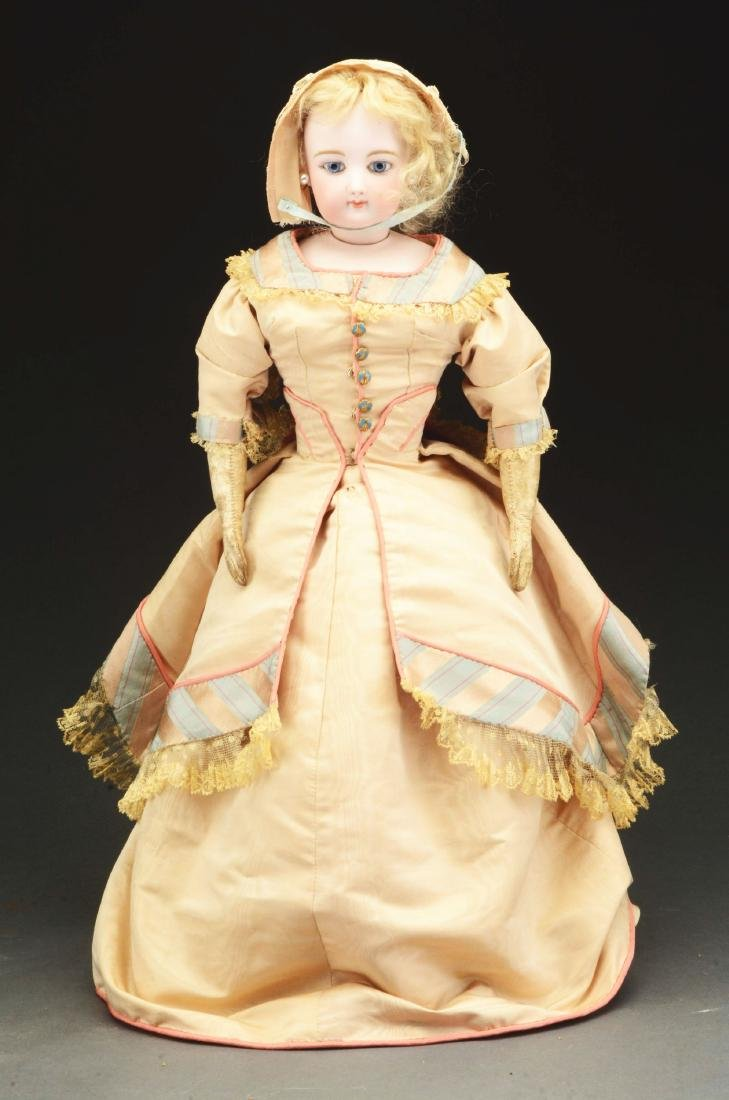 "Very Pretty 19"" French Fashion Doll."