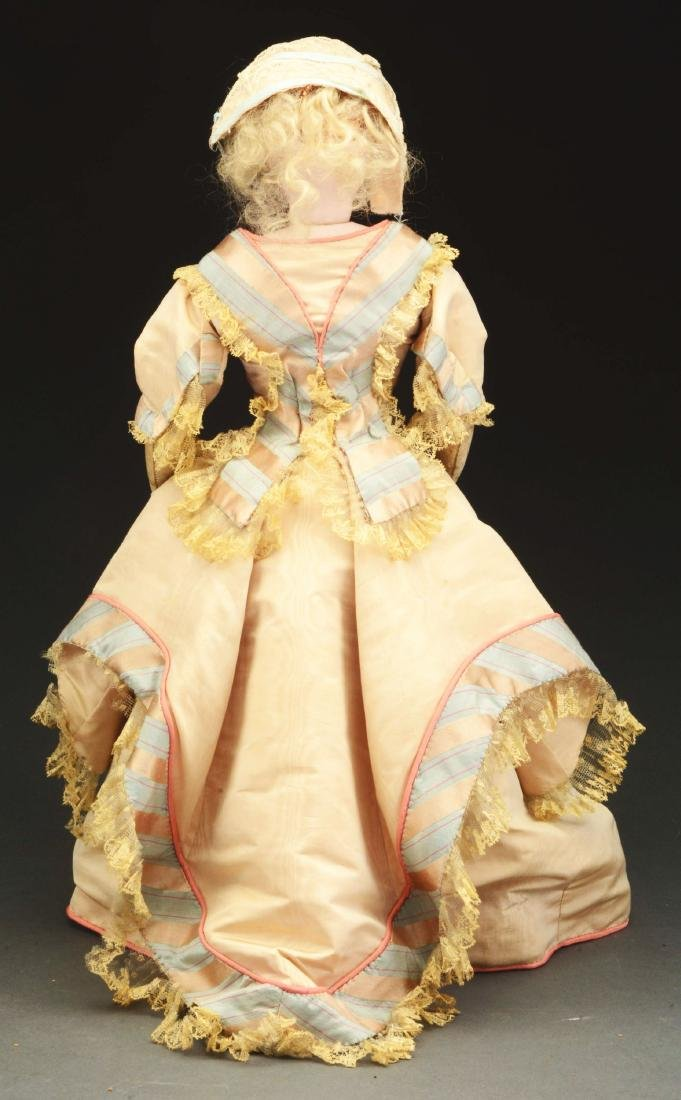 "Very Pretty 19"" French Fashion Doll. - 2"