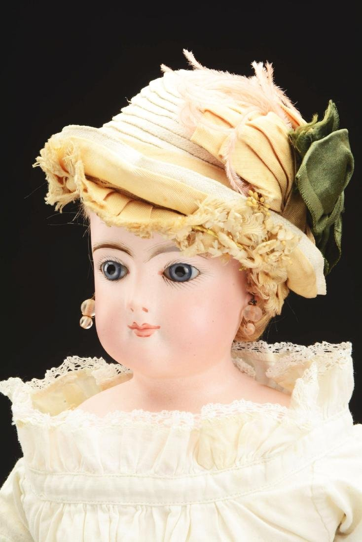 Large Gauthier French Fashion Doll with Additional - 2