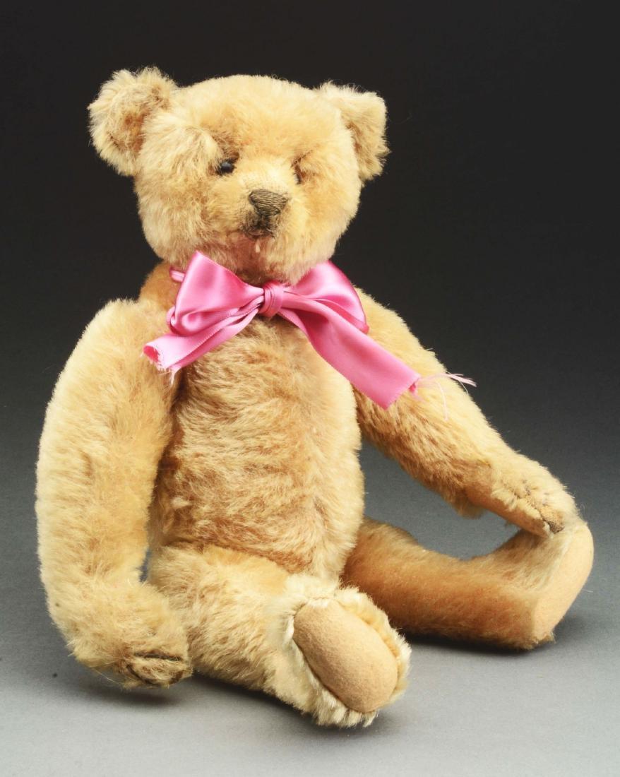 """1907 12"""" Early Steiff Bear."""