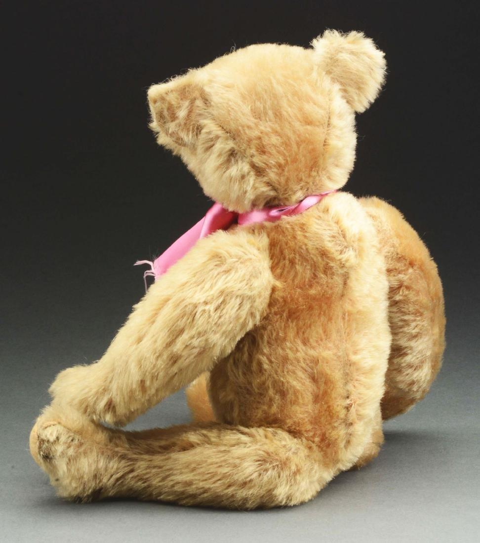 """1907 12"""" Early Steiff Bear. - 2"""