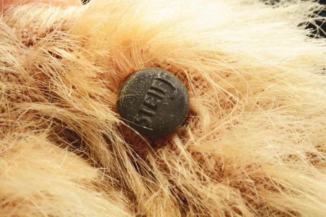 """1907 12"""" Early Steiff Bear. - 4"""