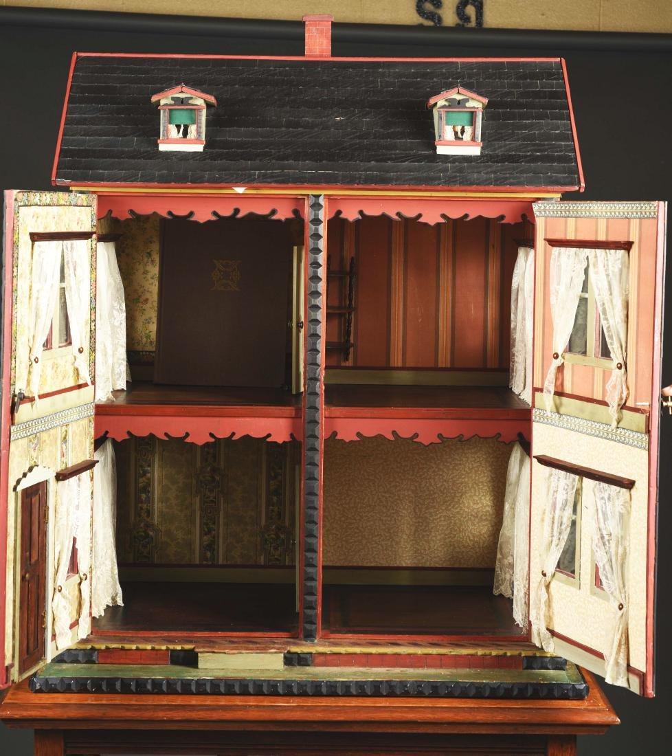 Small Mystery Dolls' House. - 3