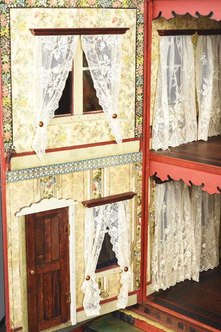 Small Mystery Dolls' House. - 7