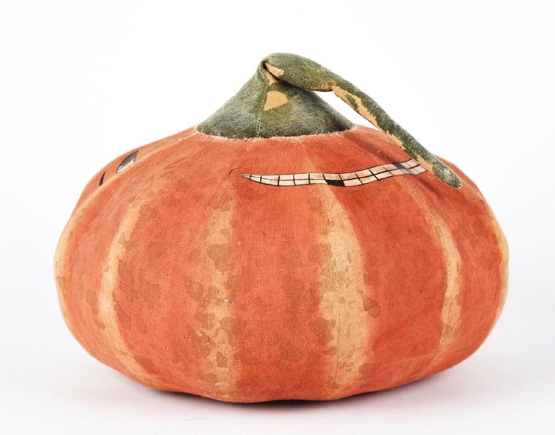Unusual Early Halloween Pumpkin Decoration. - 2