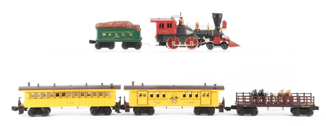 Lionel No. 2528WS General Set with Box.