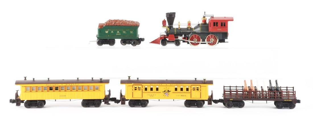 Lionel No. 2528WS General Set with Box. - 2