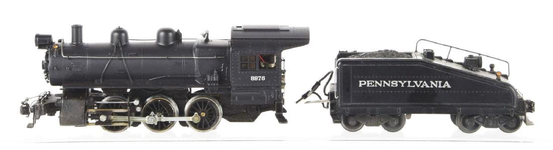 Lot Of 2: Lionel No. 228 Switcher & Tender with Boxes. - 2