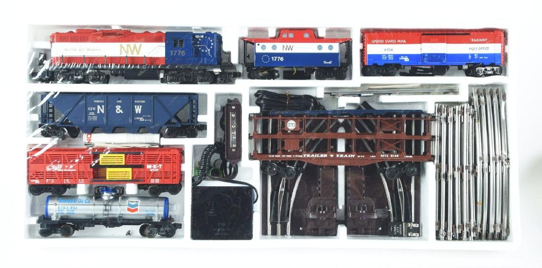 Lot Of 5: Lionel Train Sets In Boxes. - 3
