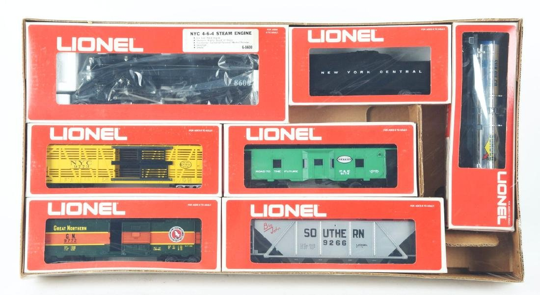 Lot Of 5: Lionel Train Sets In Boxes. - 4