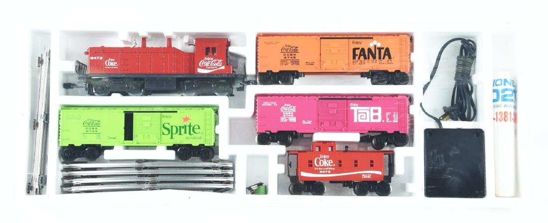 Lot Of 5: Lionel Train Sets In Boxes. - 5