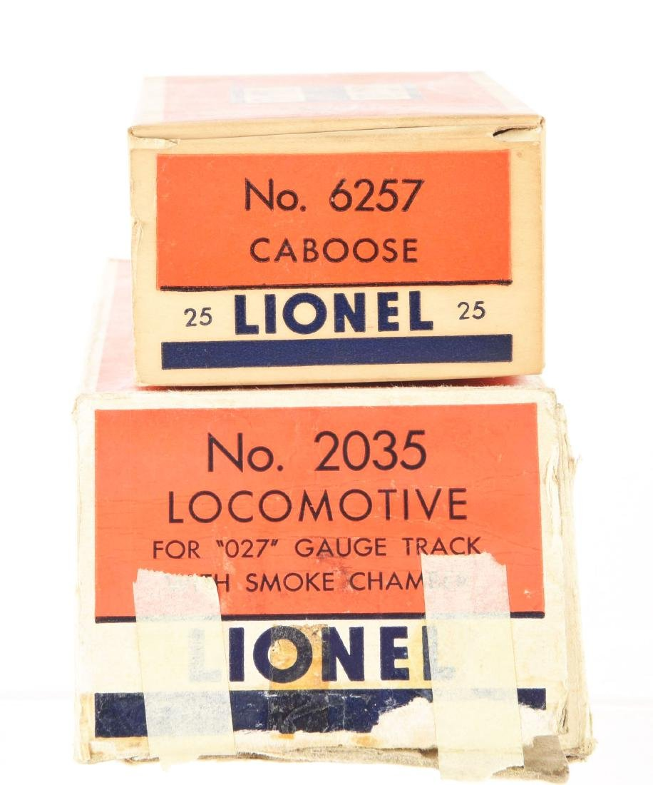 Lot of 12: Lionel Nos. 2020 & 2035 Locomotives and - 3