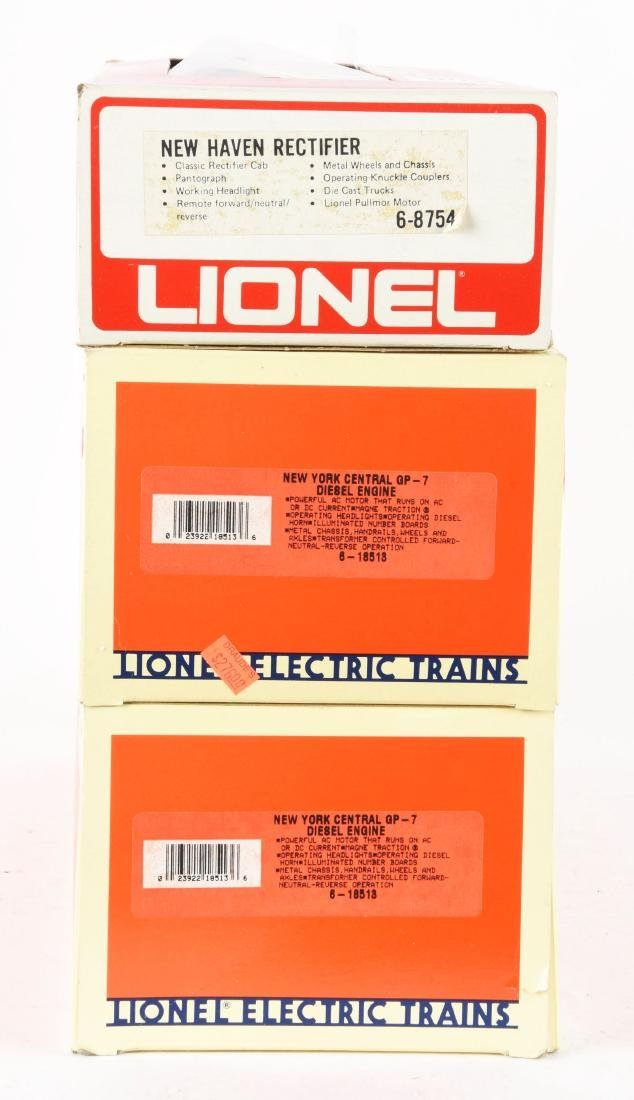 Lot Of 4: Lionel Rolling Stock. - 2