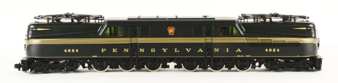 PRR GG1 Engine No. 4824. - 2