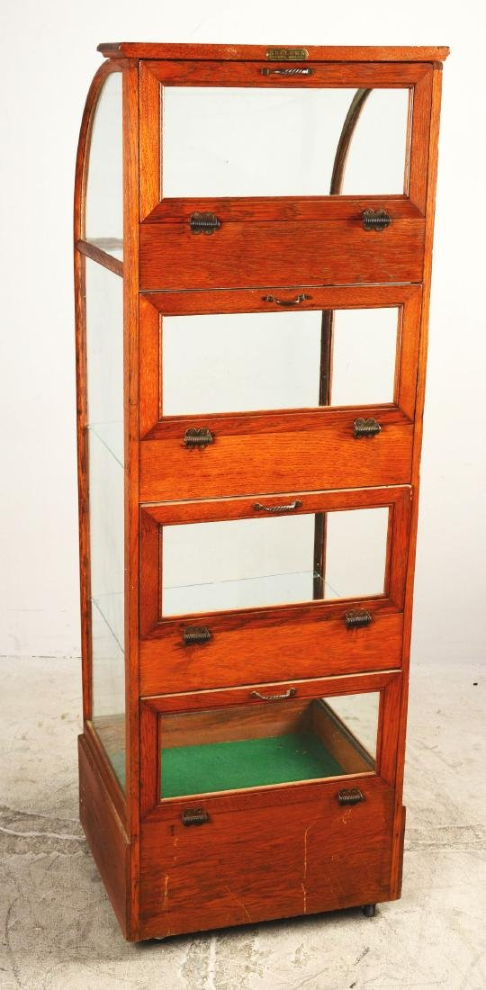 Glass Display Cabinet. - 4
