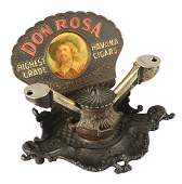 Cast Iron Don Rosa Double Cigar Cutter