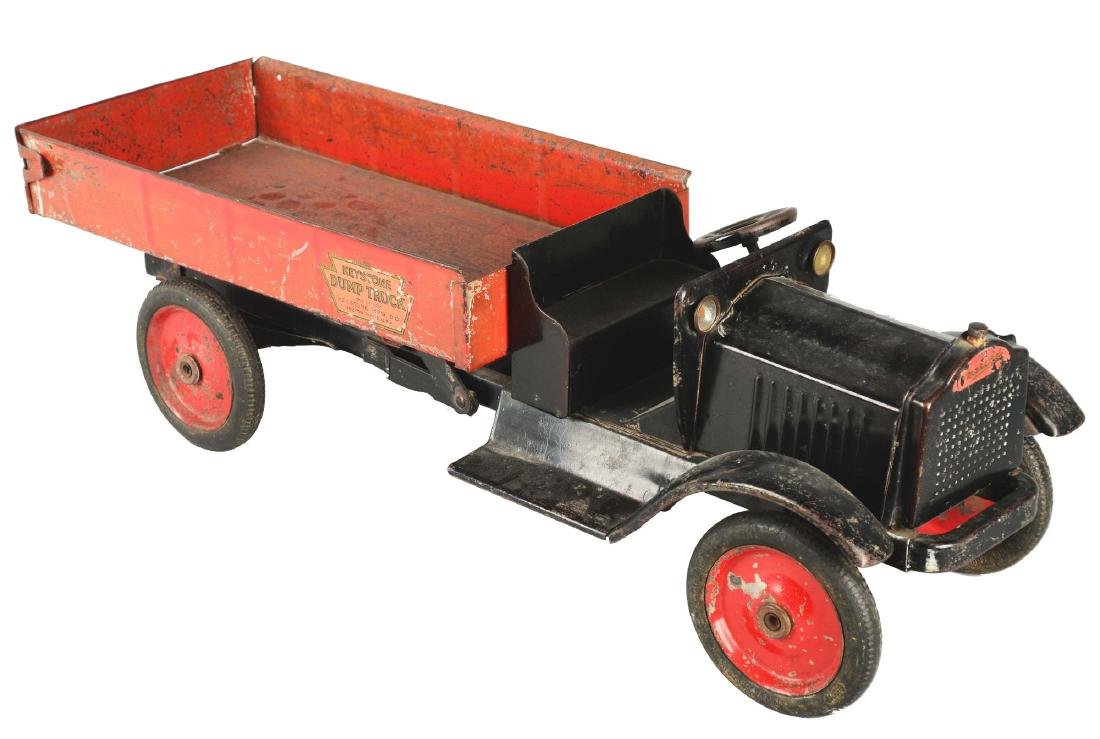 Pressed Steel Keystone Dump Truck.