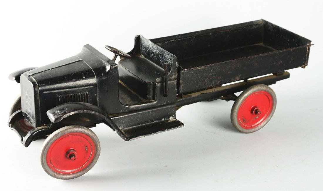Pressed Steel Buddy Hydraulic Dump Truck. - 3
