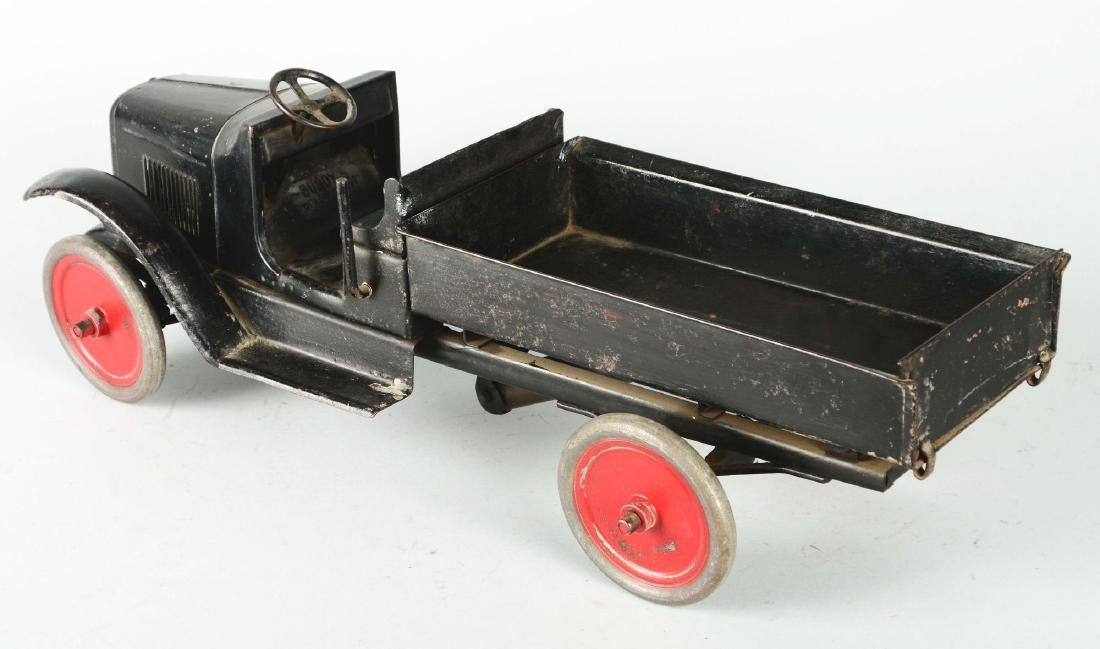 Pressed Steel Buddy Hydraulic Dump Truck. - 4