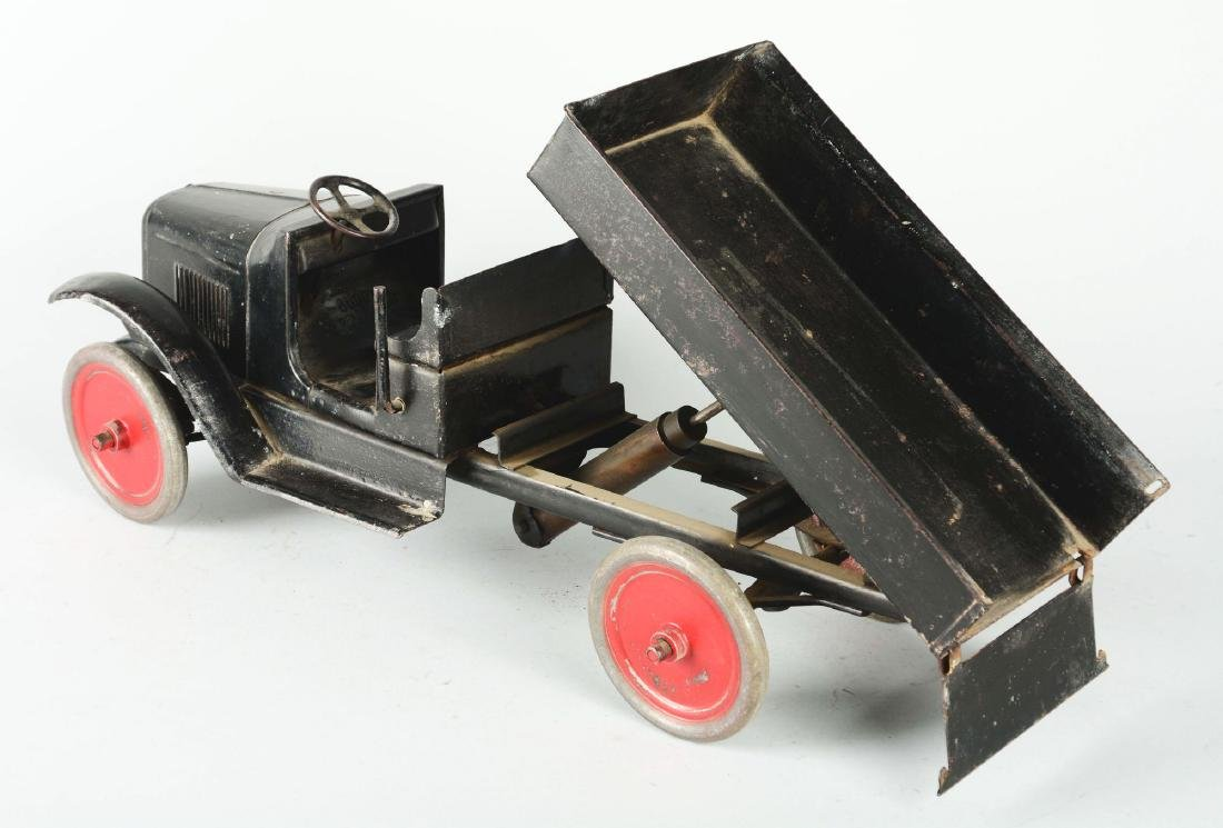 Pressed Steel Buddy Hydraulic Dump Truck. - 5